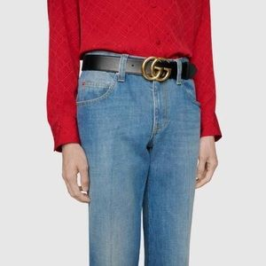 GUCCI | Men's Gucci Marmont belt